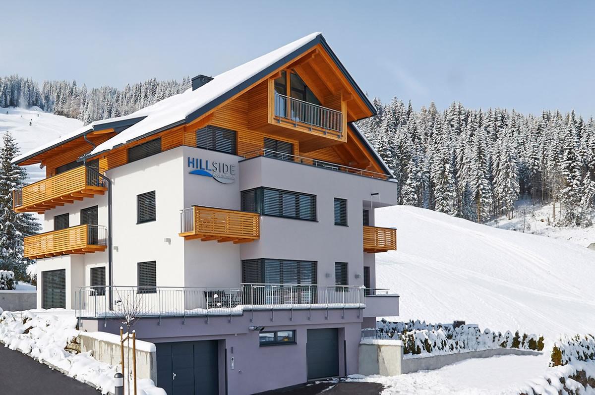 service kontakt hillside appartements flachau. Black Bedroom Furniture Sets. Home Design Ideas